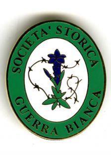 Distintivo grande, bordo verde