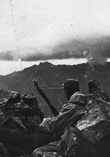 Die Alpen im Krieg - Krieg in den Alpen