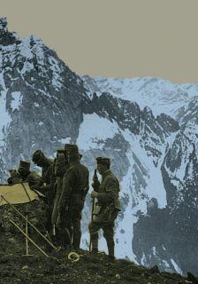 Montagne in guerra. Uomini, scienza, natura sul fronte dolomitico 1915-1918