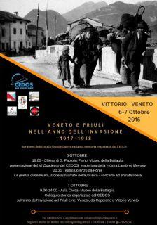 L'ANNO DELL'INVASIONE NEL FRIULI E NEL VENETO, 1917-1918