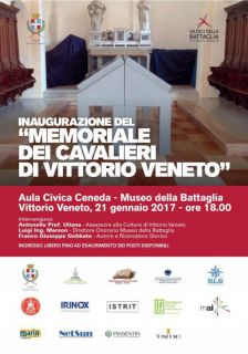 MEMORIALE DEI CAVALIERI DI VITTORIO VENETO