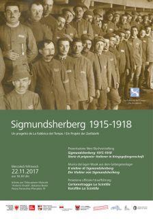 Sigmundsherberg (1915-1918). Storie di prigionia