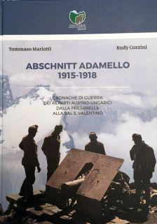 Abschnitt Adamello 1915 - 1918