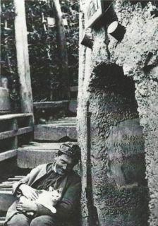 1915 - 16 Testa di ponte di Tolmino