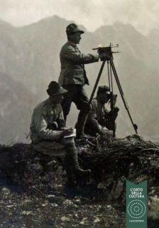 La toponomastica della Grande Guerra sul fronte carnico isontino